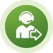 Answering Service Icon