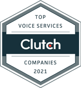 Clutch - Top Voice Services Companies 2021