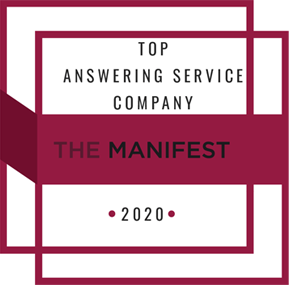 The Manifest - Top Answering Service Company 2020